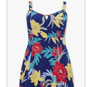 Forever 21 Dresses - Forever 21 Plus Floral Print Dress